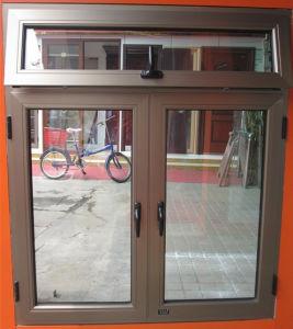 Double Glazing Casement Window (CL-W1015) pictures & photos