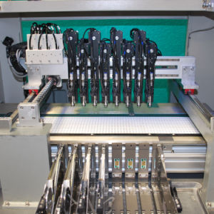 Termway SMT Pick and Place Machine LED Light Produciton Line pictures & photos