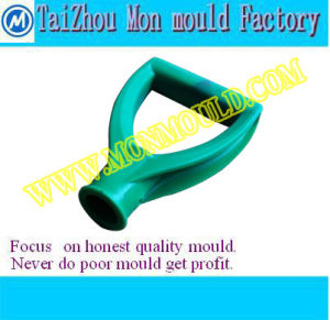Plastic Injection Mould for Shovel Handle, Garden Mould pictures & photos