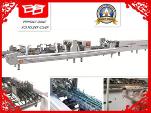 Xcs-650PC Printing Paper Box Folder Gluer pictures & photos