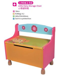 Wooden Storage Chest Bench Chest for Children for Kids pictures & photos