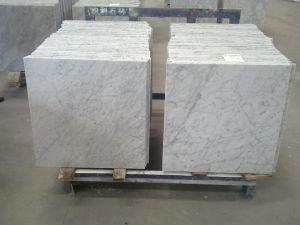 Carrara White Marble & Tile