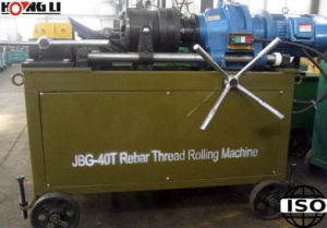 Rebar Thread Rolling Machines /Rebar Threading Machines pictures & photos