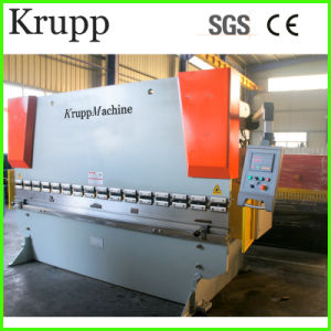 Plate Bending Machine, Metal Sheet Bending Machine Wc67y-100t/3200