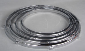 Drum Hoops/Chrome Metal Hoop/Die-Cast Hoop pictures & photos