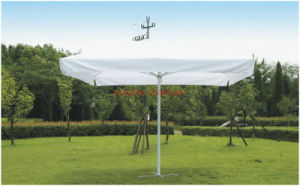 10ftx10ft (3X3M) Double Roof Rope Pull up Umbrella Garden Umbrella Patio Parasol pictures & photos