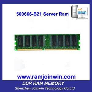 500666-B21 Server Ram 16GB (1X16GB) Quad Rank X4 PC3-8500 pictures & photos
