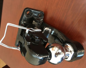 Highlighted Duty Trailer Pintle Hitch Hook pictures & photos