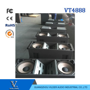 Vt4888 Full Range Hot Sale 3-Way Double 12′′ Woofer Line Array
