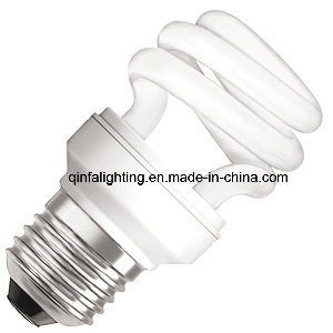 7W T2 Half Spiral Energy Saving Bulb