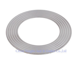 Metal Kammprofile Gasket with Graphite pictures & photos