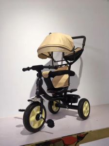2016 4 in 1 Trike Baby Walker Tricycle pictures & photos