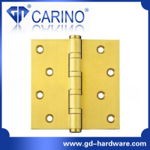 Safe Cheap Brass Door Hinges Brass Hinge (HY891) pictures & photos