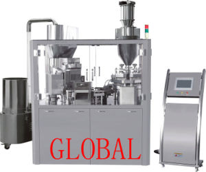 Fully Automatic Hard Capsule Filler and Sealer for Powder pictures & photos
