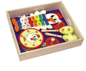 Wooden Musical Instrument Toys in Cartoon Design pictures & photos