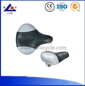 Wholesale Good Leather Bike Bicycle New Design Saddle pictures & photos