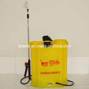 18L Agriculture Battery Sprayer/Knapsack Sprayer (3WBD-18L) pictures & photos