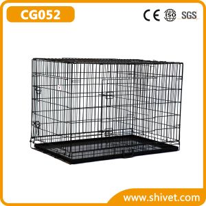 Wire Dog Cage (CG052) pictures & photos