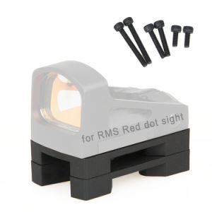 Scope Mount Rubber Plate for RMS Red DOT Sight Cl24-0176 pictures & photos