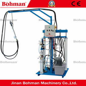 Two Component Extruding Double Glasses Machine pictures & photos