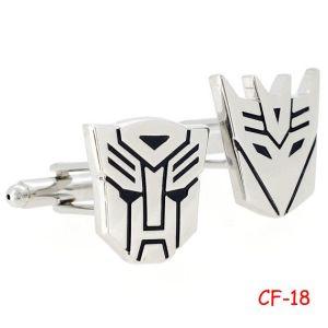 2014 SGS Men′s Fashion Asian Transformer Cufflinks (CF-18)