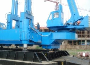 600 Tons Jack in Pile Machine (ZYS)