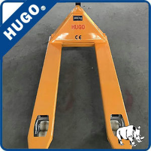 China Easy Operate 2.5 Ton Hydraulic Hand Pallet Truck Manual Forklift Truck pictures & photos