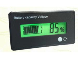12V 24V 36V 48V 60V 72V 84V SLA Lead Acid Battery Meter Battery Fuel Gauge pictures & photos