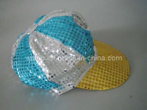 Holiday Sequins Disco Hats (PM061) pictures & photos