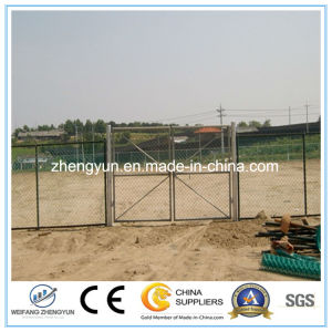Fence Panel/Hurdle/ C/Door with Loops Temporary Fencing pictures & photos