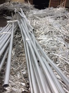 Aluminum Scrap 6063 and Aluminum Wire Scrap 99.8% pictures & photos