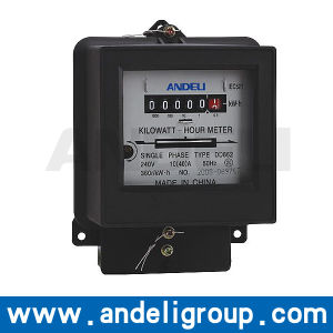 Kwh Meter Single Phase Digital (DD862) pictures & photos