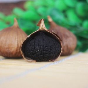 Good Taste Fermented Single Black Garlic (700g/bag) pictures & photos