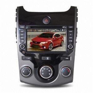 7 Inch Car GPS for 2010-2011 KIA New Forte/ Cereto 2011 Shumai (TS7528)
