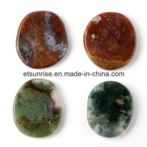 Semi Precious Gemstone Fancy Stone Carving Sign pictures & photos