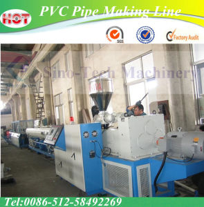 PVC Pipe Making Line pictures & photos