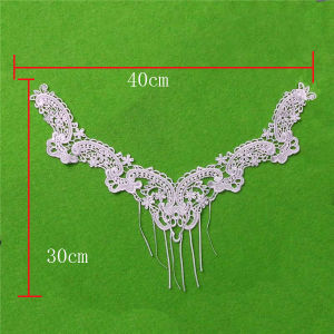 Sexy Cotton Lace Collar (cn111) pictures & photos
