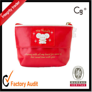 PU Christmas Cosmetic Bags Makeup Bags pictures & photos