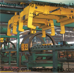 Static Pressure Automatic Moulding Line of Green Sand