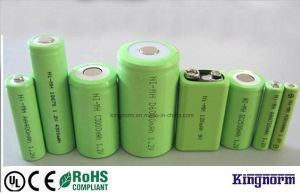 AAA 10440 1.2V 1000mAh Low Self-Discharge NiMH Battery pictures & photos