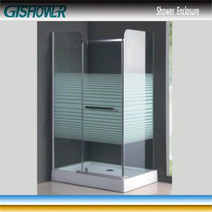 Aluminium Frame Pivot Shower Room (TL-509) pictures & photos
