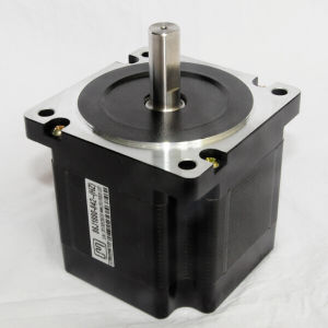 Size 86mm 4.5n 45kg. Cm 2 Phase NEMA 23 Hybrid Stepping Motor pictures & photos