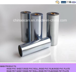 Super Clear PVC Film for Blister Packing pictures & photos