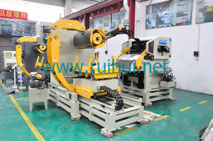 Coil Sheet Automatic Feeder with Straightener and Uncoiler Help in Household Appliances Manufacturers pictures & photos