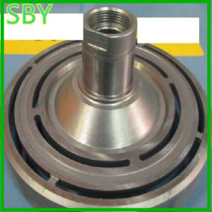 High Precision Flange CNC Machining Parts with Competitive Price (P016) pictures & photos
