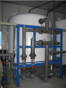 Water Treatment Plant Water Filter Carbon Filters pictures & photos