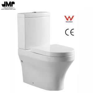 Bathroom Ceramic Toilet Sanitary Ware Watermark Wc pictures & photos