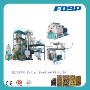 Best Solution Mini Feed Pellet Mill Plant for Sale pictures & photos