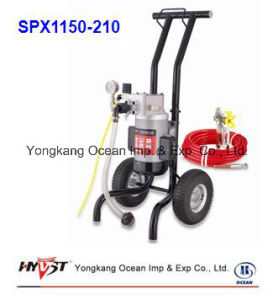 Hyvst Spx1150-210 Diaphragm Pump Airless Paint Sprayer pictures & photos