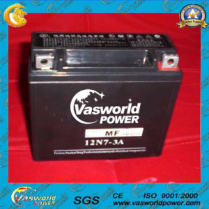 12n7b-3A Sealed Lead Acid Battery for Motorcycle Battery pictures & photos